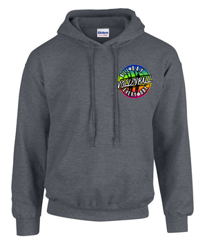ALL DAY Volleyball Hooded Sweatshirt