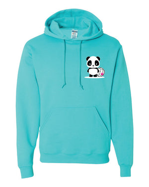 PANDA Volleyball Hooded Sweatshirt