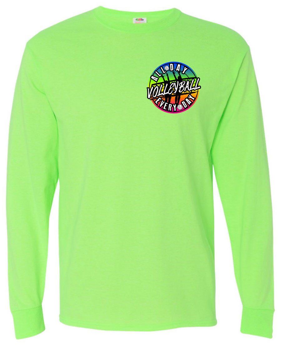 ALL DAY Volleyball Long Sleeve Shirt