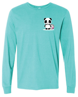 PANDA Volleyball Long Sleeve Shirt
