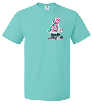 DOG Volleyball T-shirt