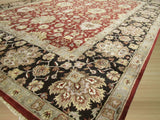 Red Traditional Jaipur Rug