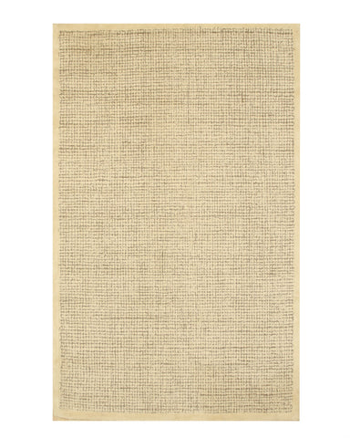 Ivory Transitional Border Rug