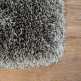 Jaipur Living Seagrove Solid Dark Gray Area Rug