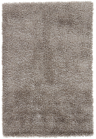 Jaipur Living Flux Solid Silver Area Rug (9'X12')