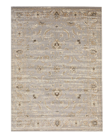 Gray Distressed Bohemian Isabella Rug