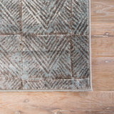 Jaipur Living Sotto Geometric Brown/ Blue Area Rug