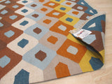 Transitional Indoor/Outdoor Kilim Rug