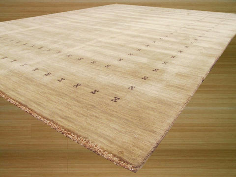 Beige Transitional Lori Baft Rug