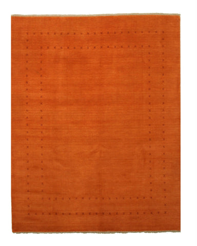 Orange Transitional Lori Baft Rug