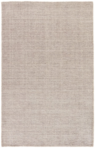 Jaipur Living Landry Hand-Knotted Solid Silver/ Pink Area Rug (9'X13')