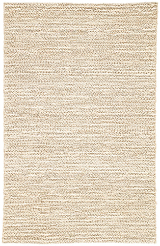 Jaipur Living Tango Natural Solid Silver/ White Area Rug (2'X3')