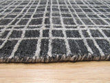 Gray Contemporary Thomas Rug