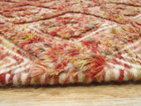 Red Contemporary Andrea Rug