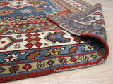 Blue Traditional Kazak Rug