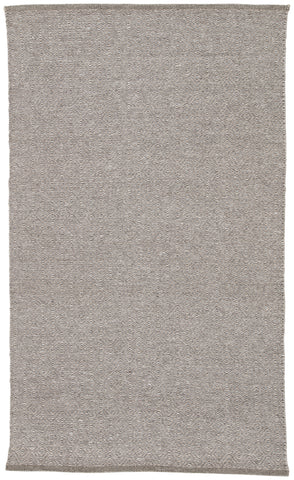 Jaipur Living Stanford Handmade Geometric Taupe/ Gray Area Rug (9'X13')