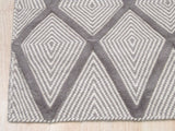 Gray Transitional Xavier Rug
