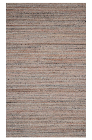 Hand-knotted Wool Red Contemporary  Mirage Rug