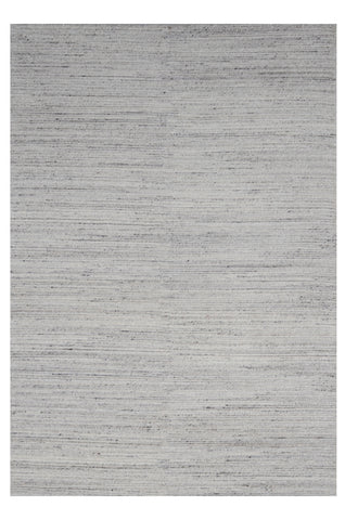 Hand-knotted Wool Natural Grey Contemporary  Mirage Rug