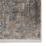 Jaipur Living Skyler Abstract Gray/ Taupe Area Rug