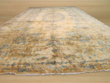 Spots Traditional Kerman Rug, 11'7 x 21'3