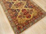 Red Traditional Super Kazak Rug, 2'9 x 4'2