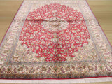 Red Traditional Kashmir Rug, 5'2 x 6'11