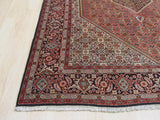 Rust Traditional Bidjar Rug