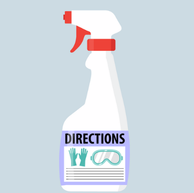 Can Household Disinfectants Be Used To Treat COVID-19?