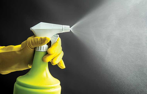Disinfectants and advantages