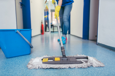 Commercial Cleaning With SuperHealthyLife