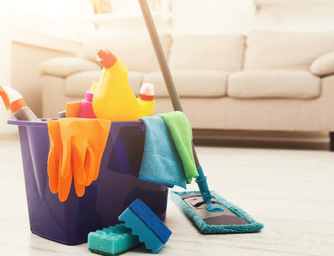 Deep Cleaning At Home With SuperHealthyLife