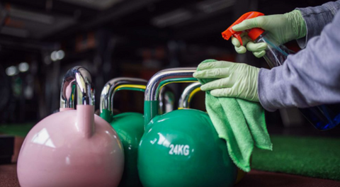 How To Disinfect The Gyms In This Pandemic