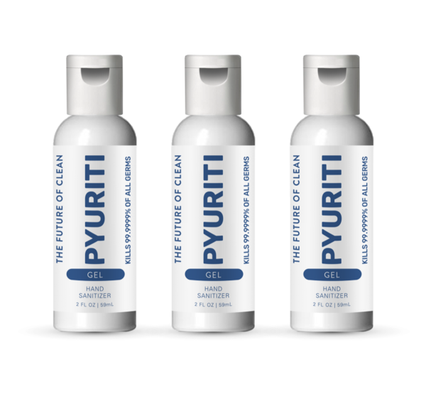 Pyuriti Gel Hand Sanitizer