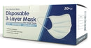 Pyuriti 3 Ply Face Masks (Box of 50)