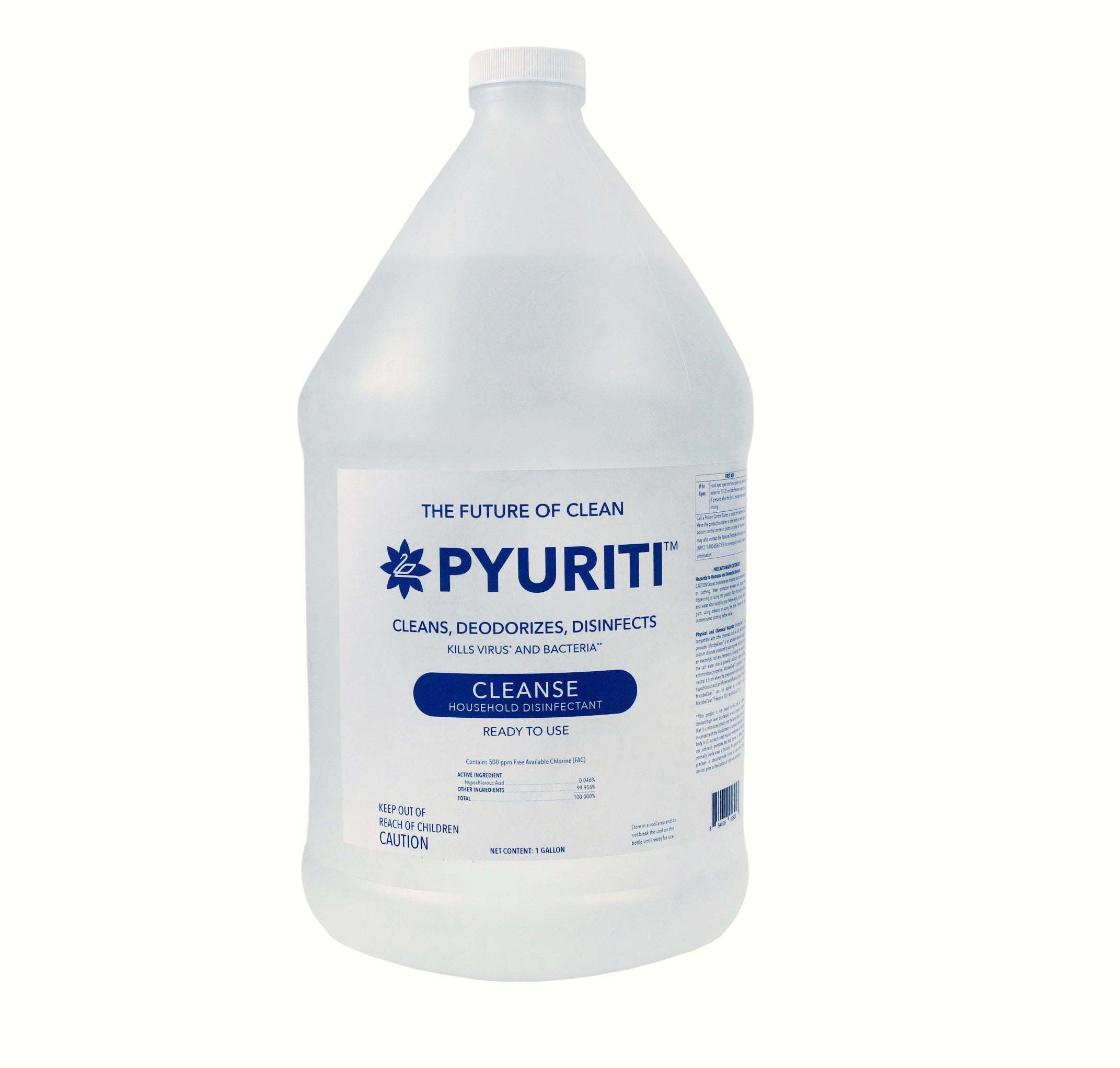 Pyuriti Cleanse All Purpose Disinfectant