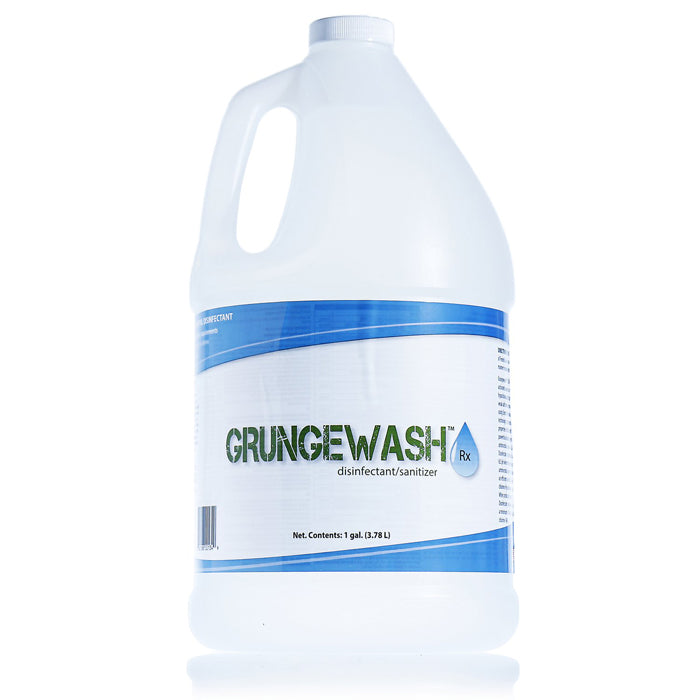 Grungewash Commercial Disinfectant (500ppm HOCL) - 1 Gallon