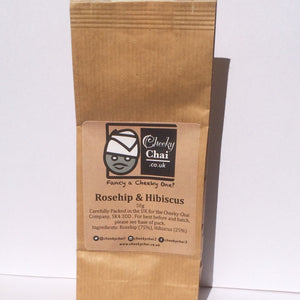 Rosehip and Hibiscus 50g