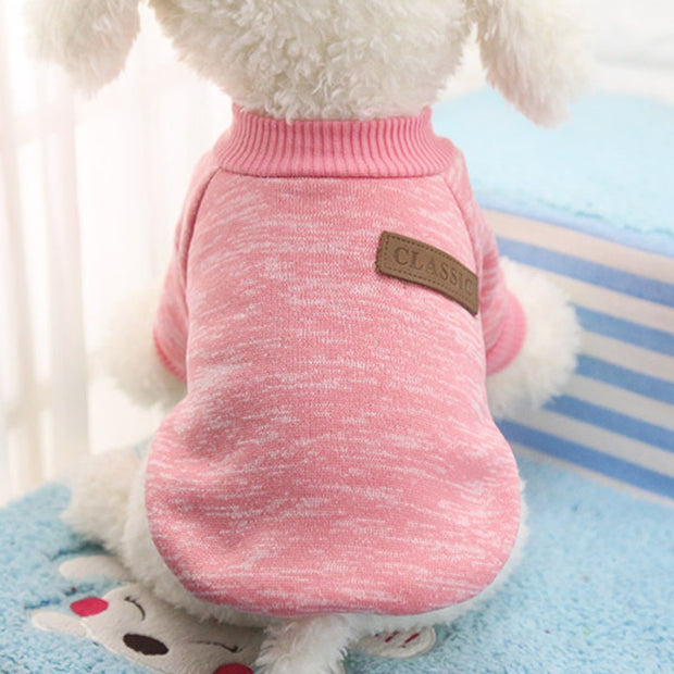 Winter Sweater For Small Dogs
