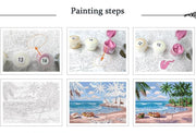 Custom Photo Paint By Numbers Kit