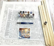 Beach Paint by Numbers Kit