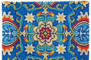 Mandala Type H Rug Latch Hooking Kit (81x61cm)