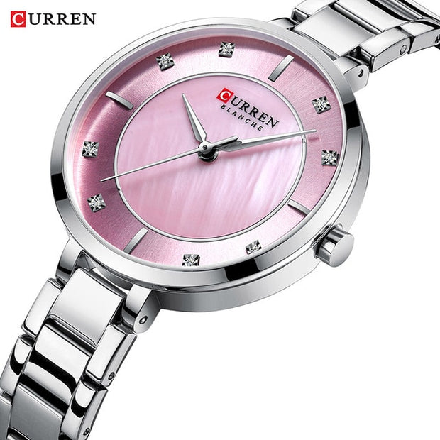 Rose Gold Watches For Woman