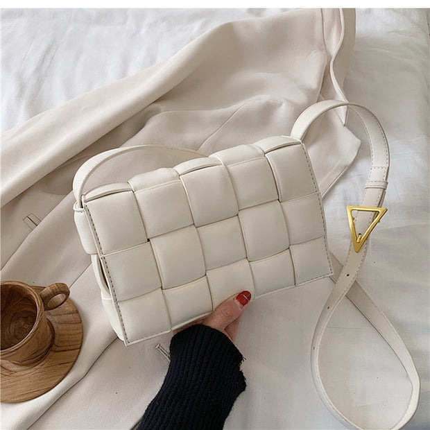 Weave Flap Bags For Women