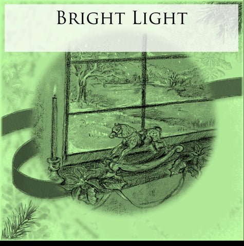Bright Light - Digital Print
