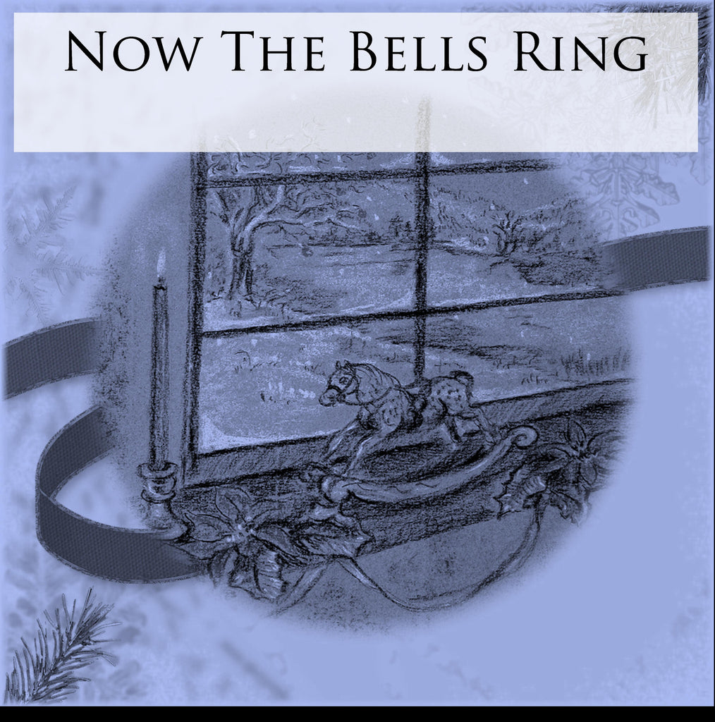 Now The Bells Ring - Digital Print