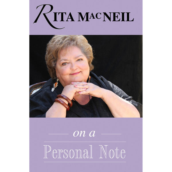 On a Personal Note - Rita's Autobiography