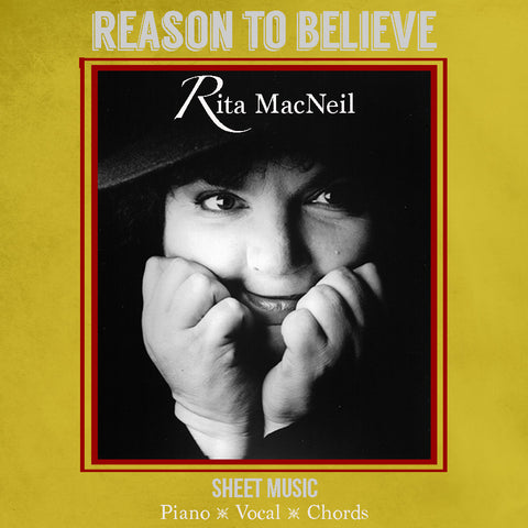 Reason To Believe - Digital Print