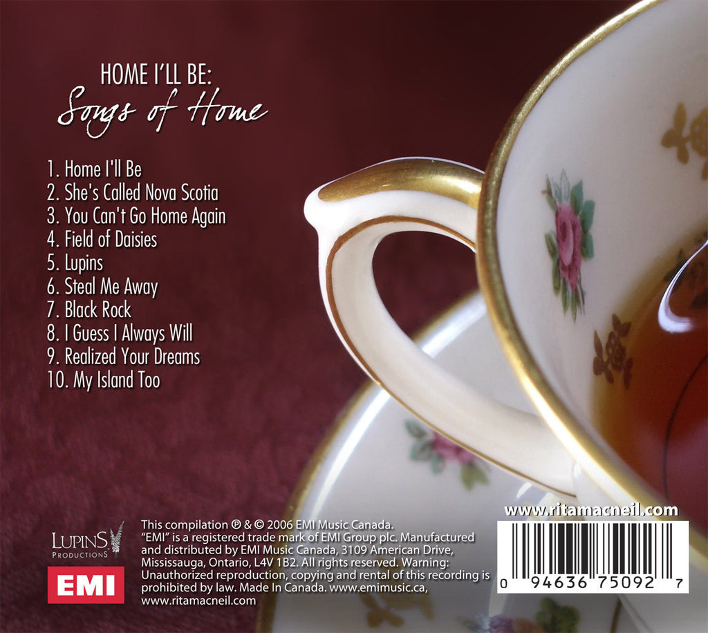 Home I'll Be: Songs of Home