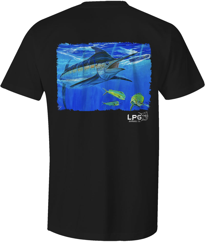 LPG Apparel Co. Mahi Vibes Mens T-Shirt